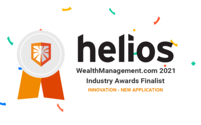Helios Integrated Planning Named 2021 Industry Awards Finalist